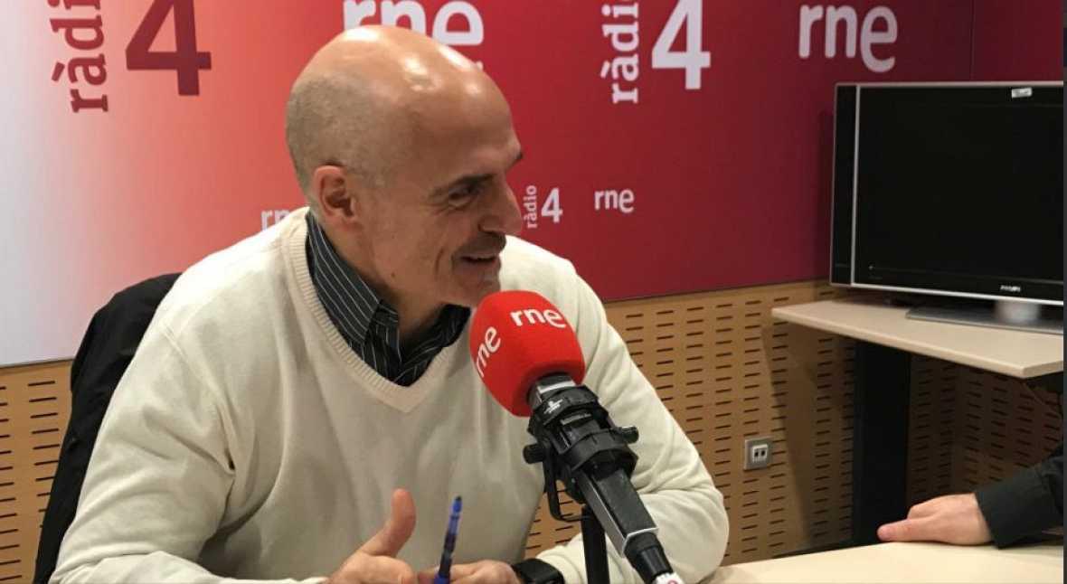 El matí a Ràdio4 - Entrevista José García Montalvo