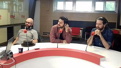 Las mañanas de RNE - Vetusta Morla nos presenta 'Mismo sitio, distinto lugar' - Escuchar ahora