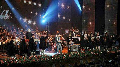 Esto me suena. Las tardes del Ciudadano García - Hevia en el concierto de Navidad del Vaticano por cuarto año - Escuchar ahora