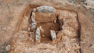 Marca España - La necrópolis megalítica más longeva de Europa está en España - 15/12/17 - escuchar ahora
