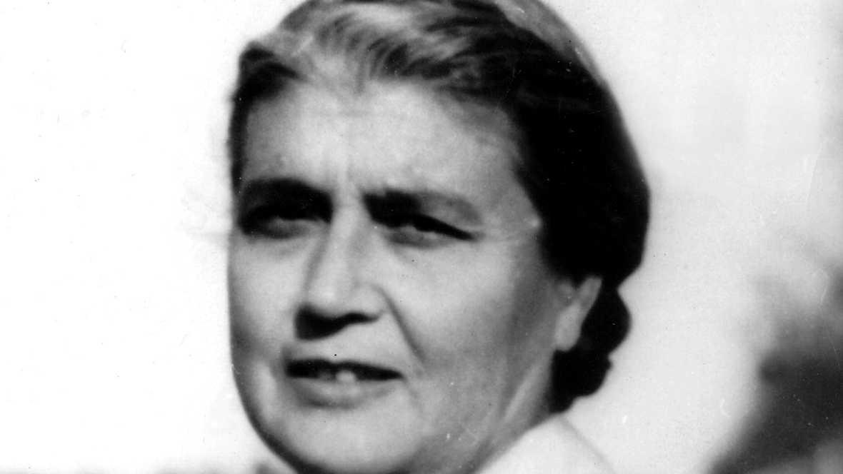 """""""Fin de siglo"""", María Moliner"""