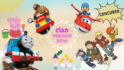 ClanVerano 2016...¡el gran concurso del verano!