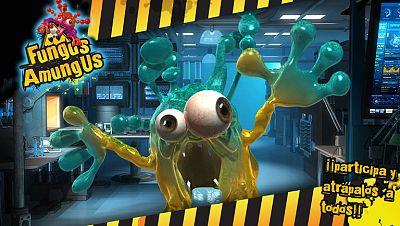 Concurso '¡Atrapa a los Fungus Amungus!'