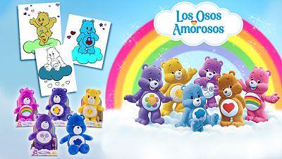 Concurso ¡Colorea a los osos amorosos!
