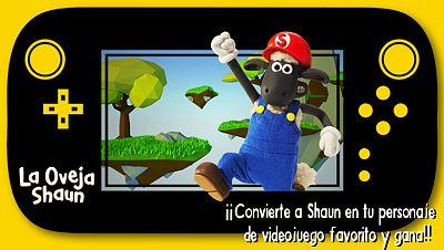 Concurso ¡Convierte a la Oveja Shaun en tu personaje de videojuego favorito!
