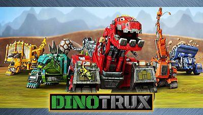 Concurso '¿Qué Dinotrux llevas dentro?'
