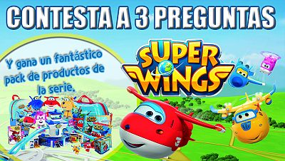 Concurso ¡Quiz  Super Wings!