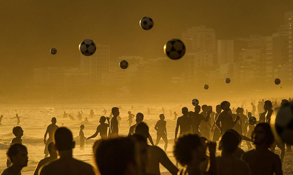 Un país en torno a un balón