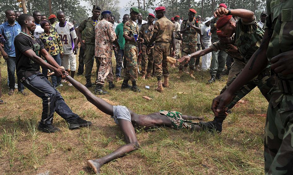 Linchamiento en República Centroafricana