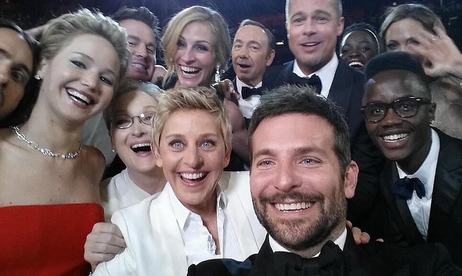 El 'selfie' del año