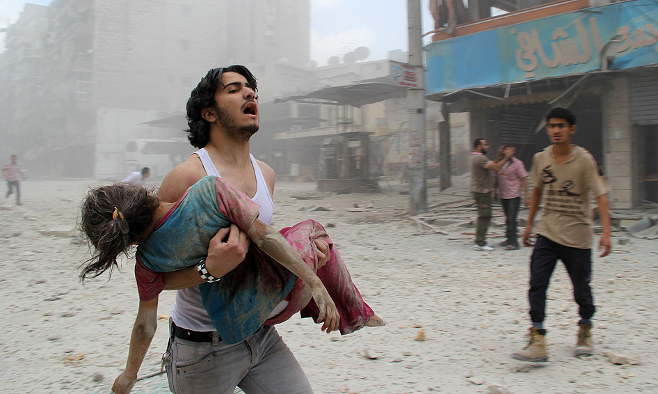 La sangría no cesa en Siria