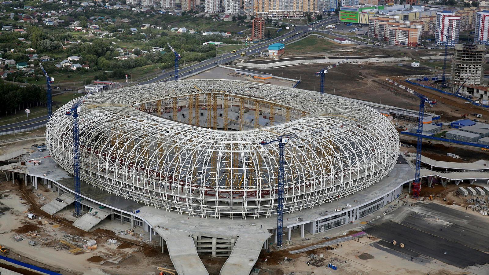 Sede Mordovia Arena
