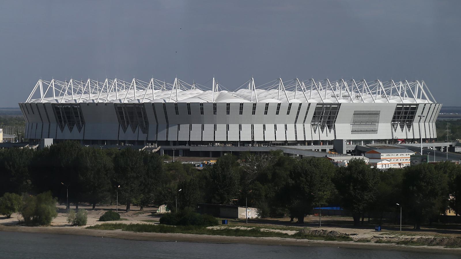 Sede Rostov Arena