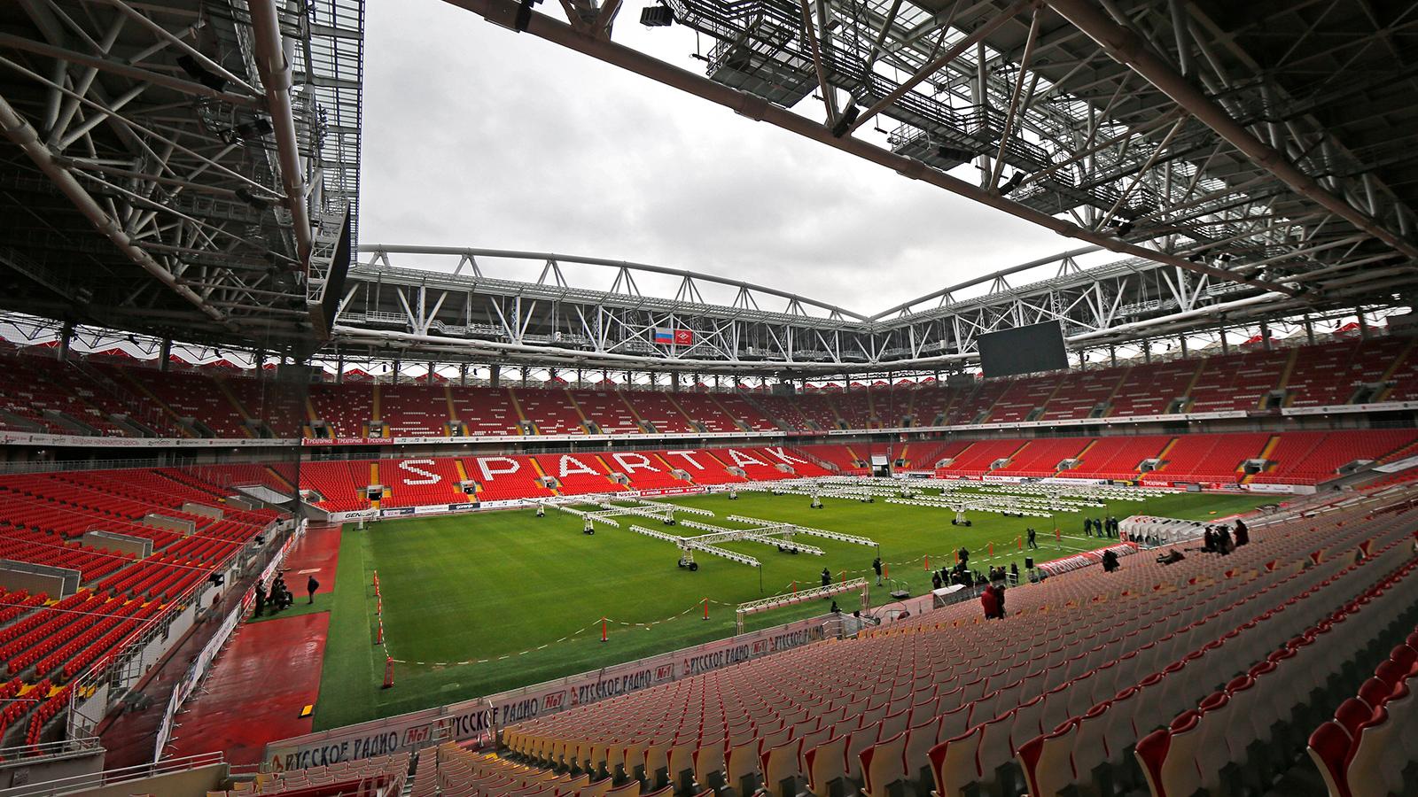 Sede Otkrytie Arena (Spartak)