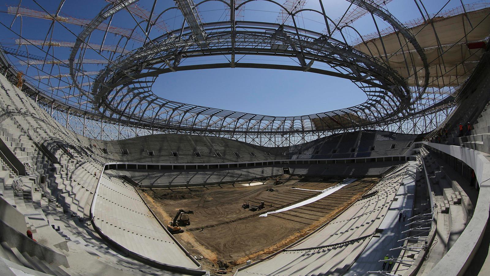 Sede Volgogrado Arena