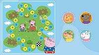 La gran carrera de Peppa Pig