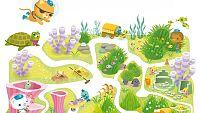 El laberinto de la hierba marina