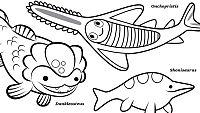 El océano prehistórico