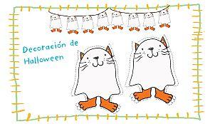 Descargable Decoración de Halloween