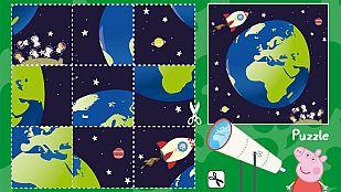 Descargable Hora del Planeta - Puzzle Peppa Pig