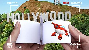 Descargable Flipbook Super Wings