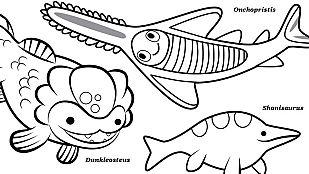 Descargable El océano prehistórico