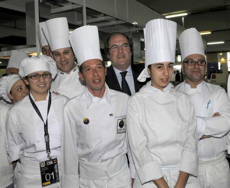 Olimpiadas de formaci n profesional 5 for Formacion profesional cocina