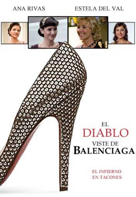 Fotonowebla - El Diablo viste de Balenciaga