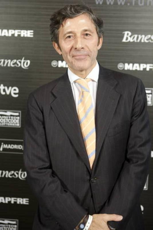 Nuestro compañero Jesús Álvarez no quiso perderse el mejor partido de tenis posible en estos momentos