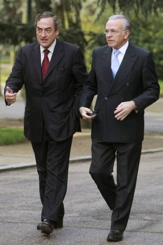 ZAPATERO EXPLICA A LOS GRANDES EMPRESARIOS LAS MEDIDAS DEL PACTO DEL EURO