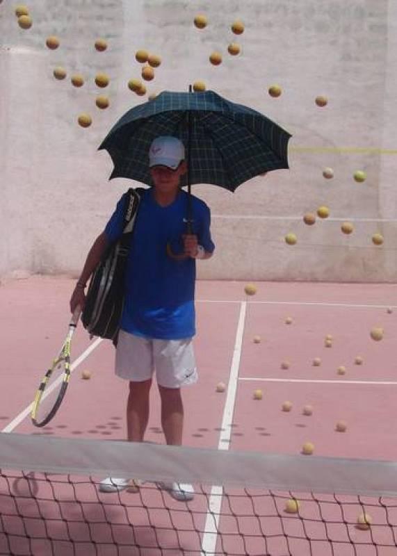 En verano... ¡Chaparrón de tenis en Teledeporte!