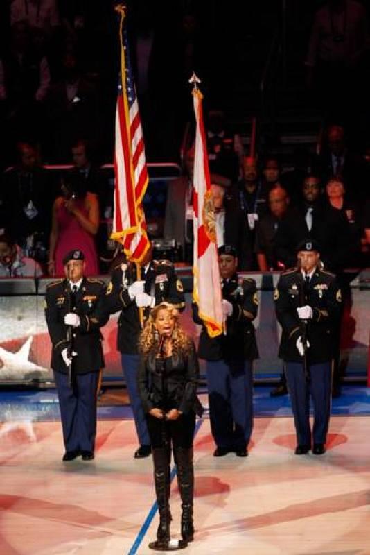 All Star 2012 - Himno