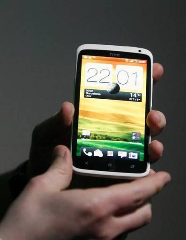 HTC One X, una de las últimas apuestas del fabricante taiwanés presentada en el Mobile World Congress de Barcelona