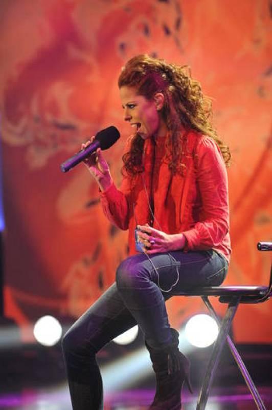 """La cantante sevillana representará a España en Eurovisión 2012 con la canción """"Quédate conmigo""""."""