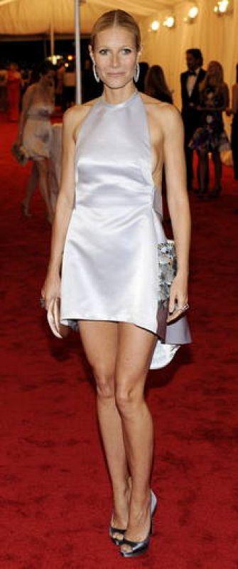 Gwyneth Paltrow  en la GALA DEL MUSEO METROPOLITANO DE ARTES DE NUEVA YORK