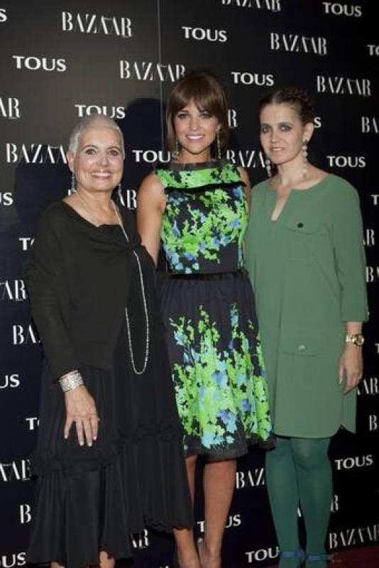 Paula Echevarría, Rosa Tous y Rosa Oriol - Fiesta Tous