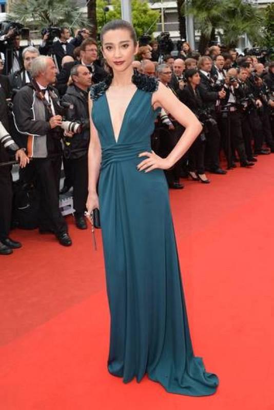 Li Bingbing en Cannes