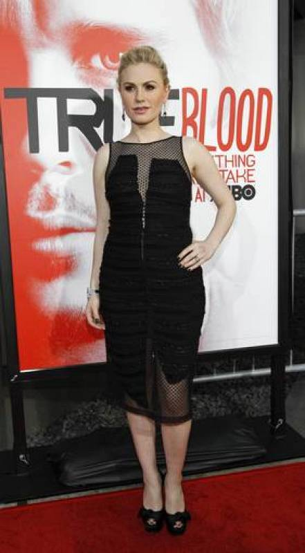 Anna Paquin premiere de True Blood