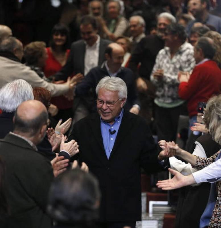 CELEBRACIÓN DEL 30 ANIVERSARIO DE LA LLEGADA DE FELIPE GONZÁLEZ AL GOBIERNO