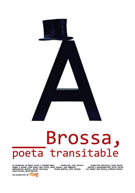 """""""Brossa, poeta transitable"""" es una producción propia de RTVE para el programa 'Imprescindibles' de La 2"""