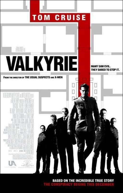 Cartel de la película 'Valkyria'