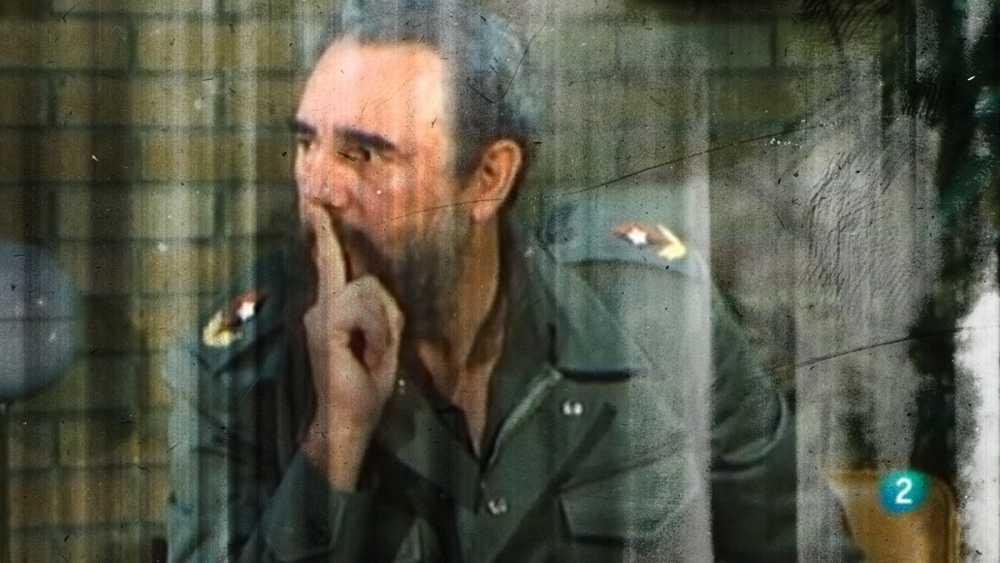 """""""Y en eso, llegó Fidel"""". Historia de una entrevista"""