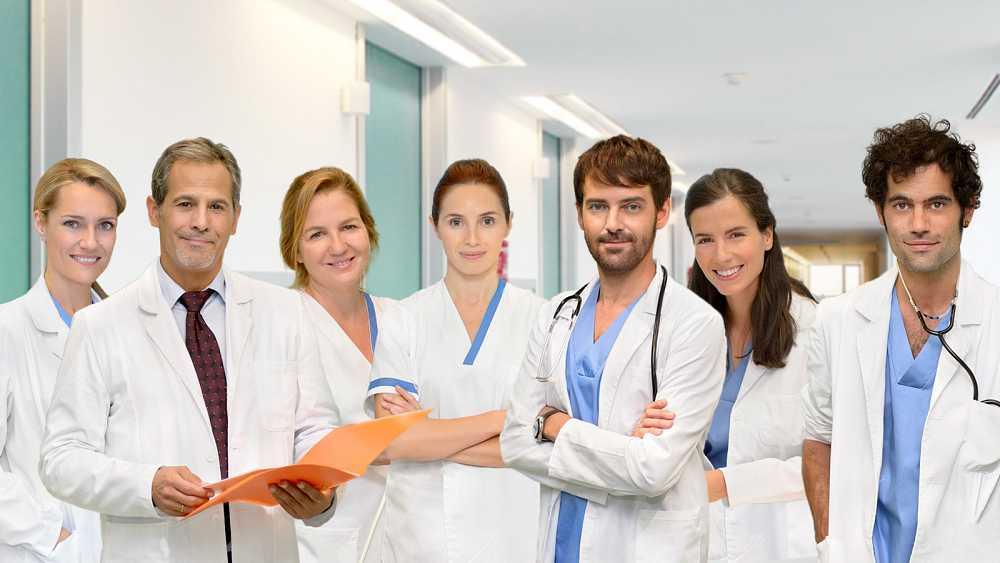 Conoce al equipo de 'Centro Médico'