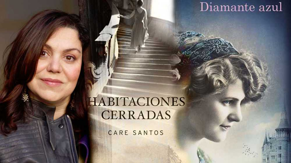 Charla con la autora de 'Habitaciones cerradas'