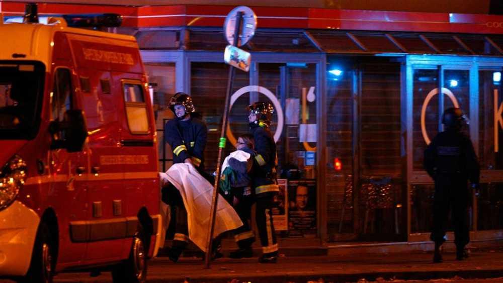 Varios rehenes heridos son evacuados
