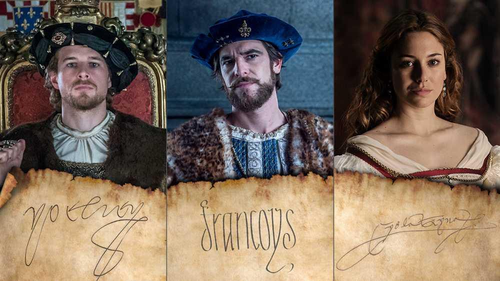 Análisis grafológico: así eran Carlos V, Francisco I e Isabel de Portugal