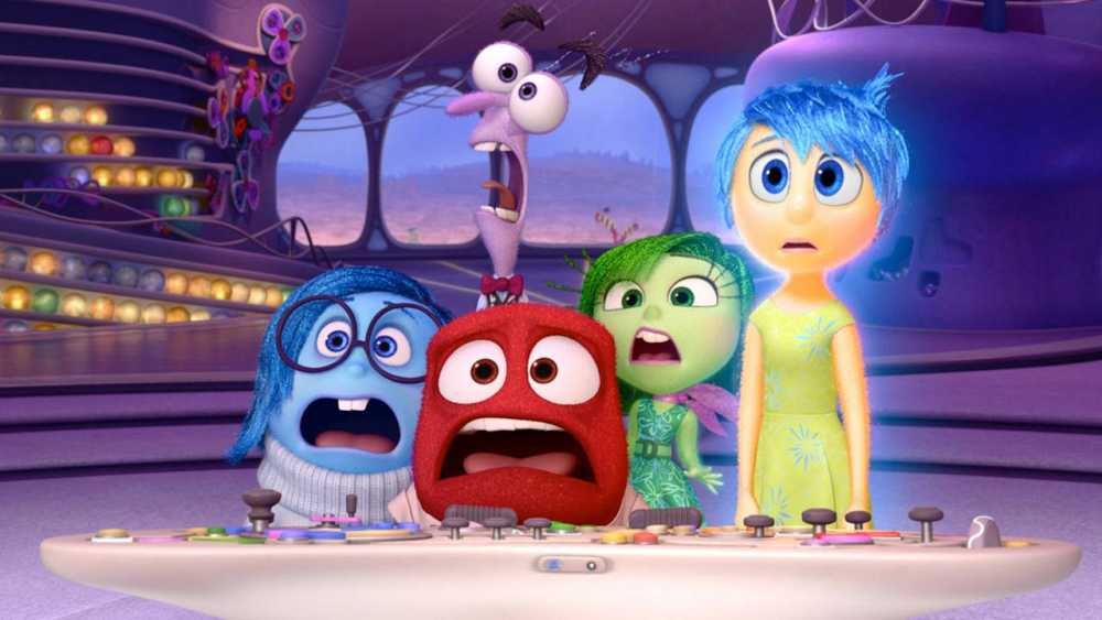 'Inside out' es la gran favorita para conseguir el Oscar
