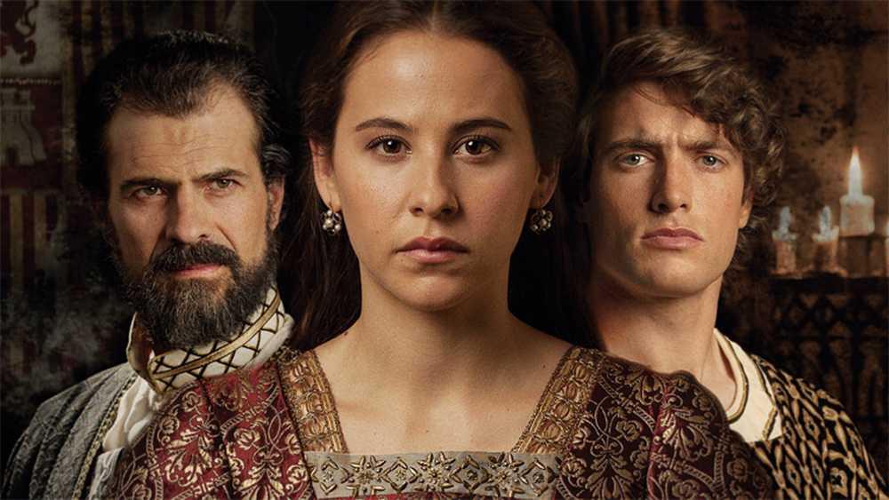 'Tanto Monta' regresa para el preestreno de 'La Corona Partida'