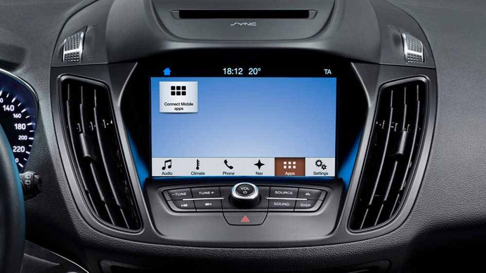 El sistema SYNC 3 está ya montado en 15 millones de vehículos.