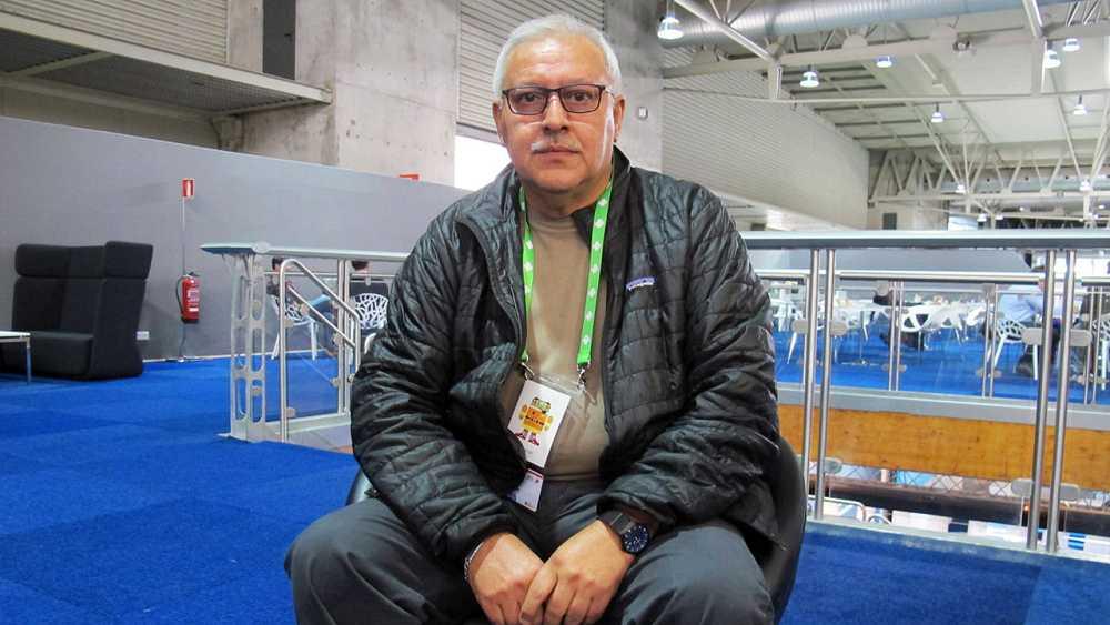 El director del Centro de Innovación para la Infancia, el doctor Sharad Sapra.